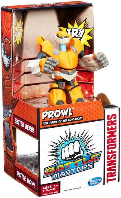 Transformers Battle Masters Prowl Action Figure [The Pride of the Low-Ride]