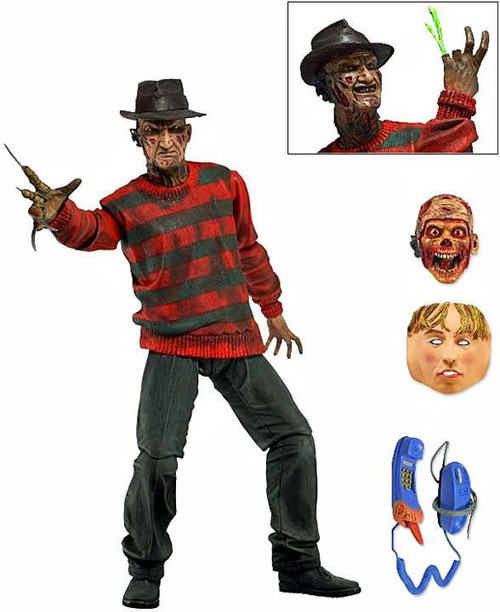 NECA Nightmare on Elm Street 30th Anniversary Freddy Krueger Action Figure [Ultimate Version]