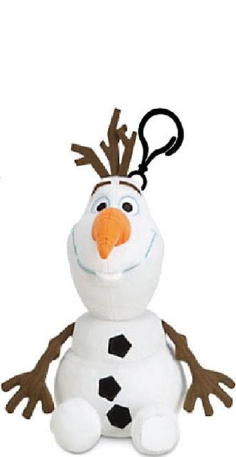 Disney Frozen Olaf 7-Inch Plush Clip On