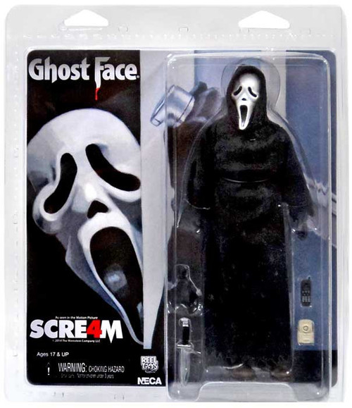 NECA Scream Ghostface Action Figure