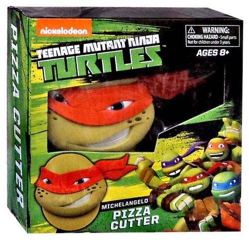 Teenage Mutant Ninja Turtles Nickelodeon Michelangelo Pizza Cutter