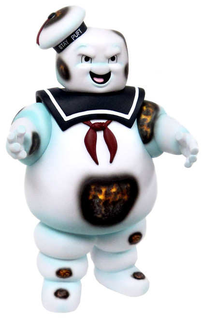 Ghostbusters Stay Puft Marshmallow Man Bank [Burnt]