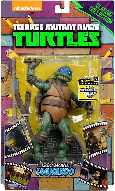Teenage Mutant Ninja Turtles Classic Movie Series Leonardo Exclusive Action Figure
