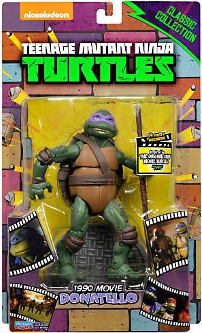 Teenage Mutant Ninja Turtles Classic Movie Series Donatello Exclusive Action Figure