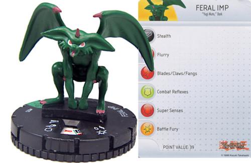 YuGiOh HeroClix Feral Imp #25