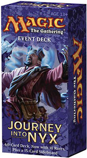 MtG Trading Card Game Journey into Nyx Event Deck