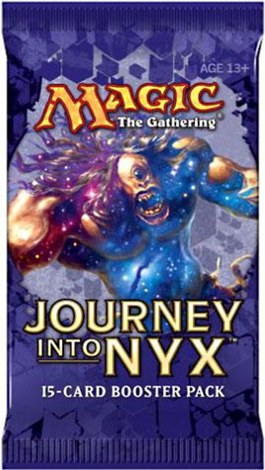 MtG Trading Card Game Journey into Nyx Booster Pack [15 Cards]