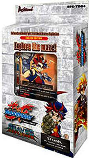 Future Card BuddyFight Trading Card Game Braves Explosion Trial Deck BFE-TD04