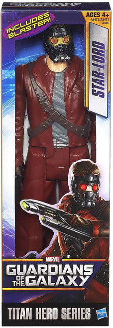 Marvel Guardians of the Galaxy Titan Hero Series Star-Lord Action Figure
