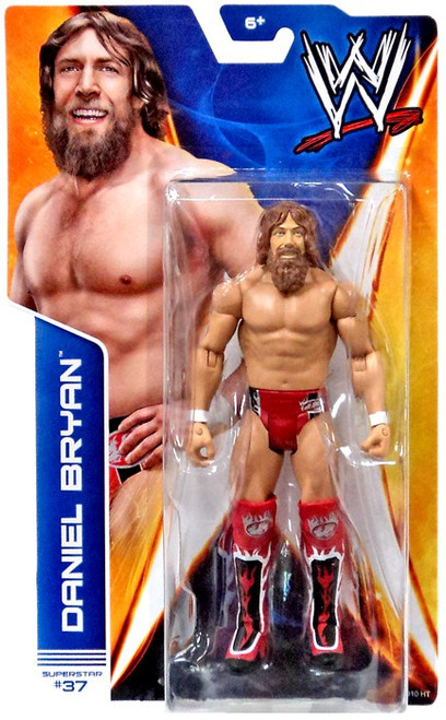 WWE Wrestling Series 41 Daniel Bryan Action Figure #37