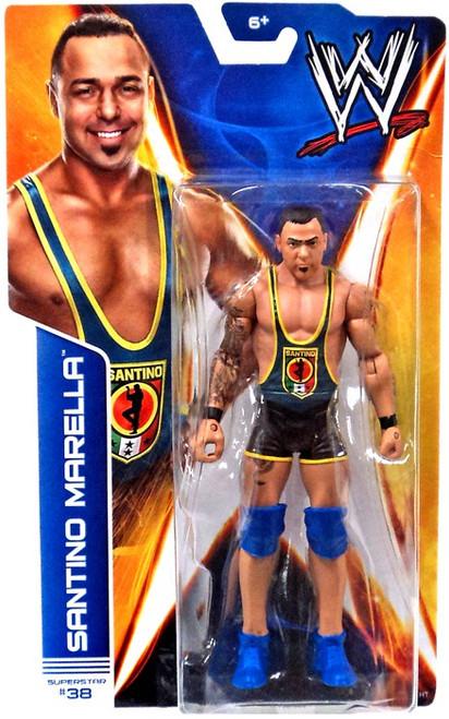 WWE Wrestling Series 41 Santino Marella Action Figure #38