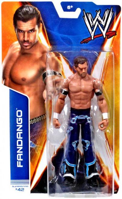WWE Wrestling Series 41 Fandango Action Figure #42