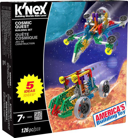 K'Nex Cosmic Quest Set #13034