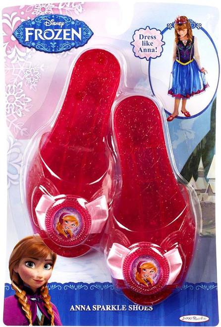Disney Frozen Anna's Sparkle Shoes Dress Up Toy