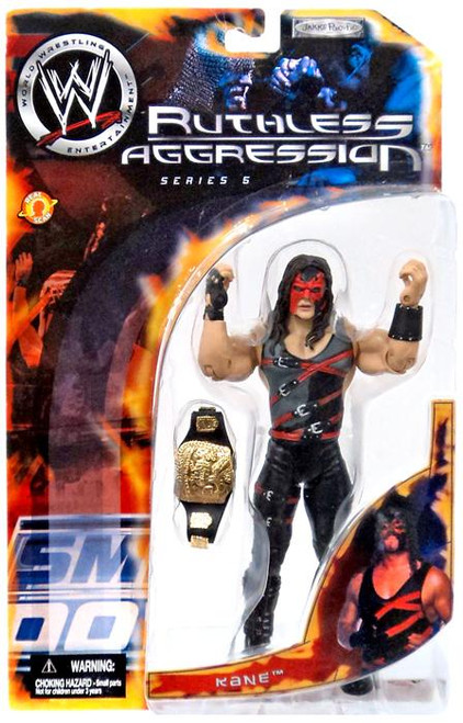 WWE Wrestling Ruthless Aggression Series 5 Kane Action Figure