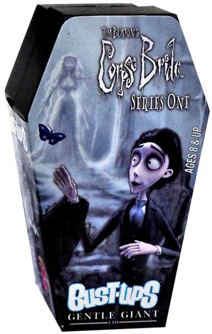 Corpse Bride Bust Ups Series 1 Victor Bust