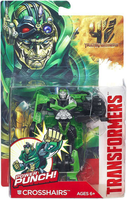 Transformers Age of Extinction Power Battler Crosshairs Action Figure