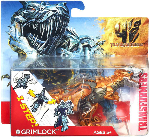Transformers Age of Extinction 1 Step Changer Grimlock Action Figure