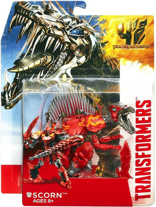 Transformers Age of Extinction Generations Scorn Deluxe Action Figure