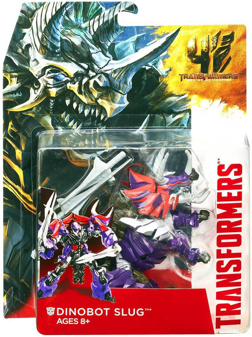 Transformers Age of Extinction Generations Dinobot Slug Deluxe Action Figure