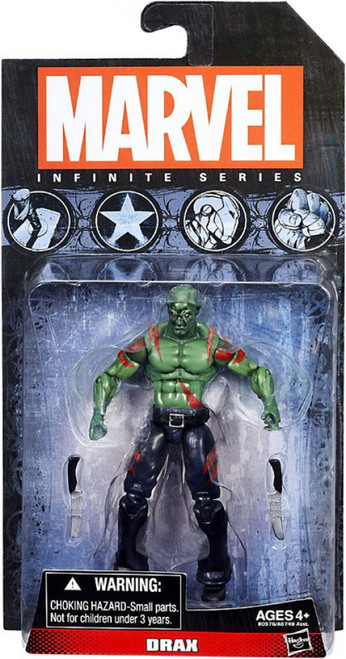 Marvel Guardians of the Galaxy Infinite Series 4 Drax Action Figure