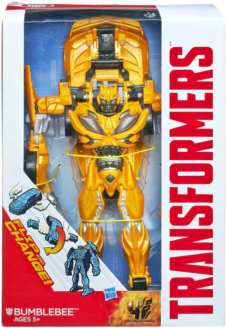 Transformers Age of Extinction Flip & Change Bumblebee Action Figure