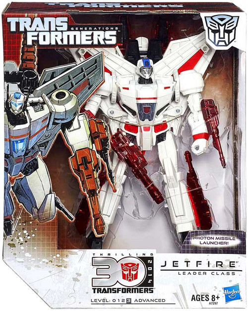 Transformers Generations Jetfire Leader Action Figure