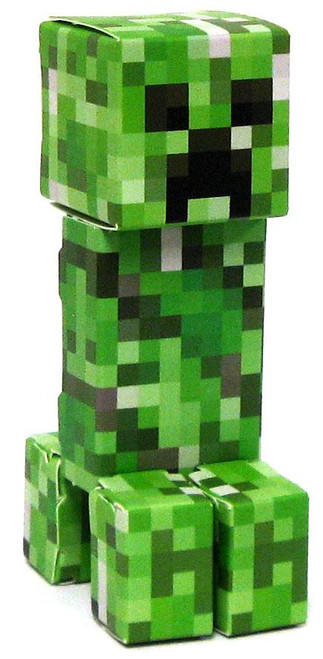 Minecraft Creeper Papercraft [Single Piece]