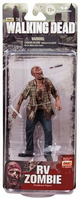 McFarlane Toys The Walking Dead AMC TV Series 6 RV Walker Zombie Action Figure
