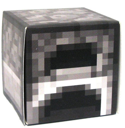 Minecraft Unlit Furnace Papercraft [Single Piece]