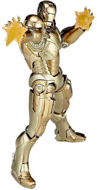 Sci-Fi Revoltech Iron Man Action Figure [Mark 21 Midas]