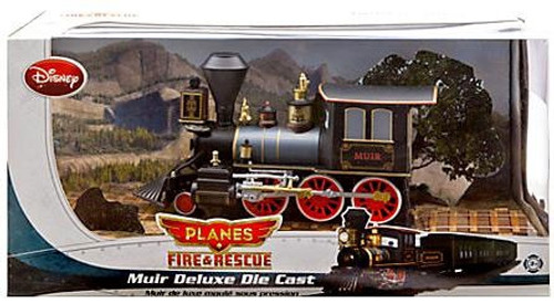 Disney Planes Fire & Rescue Muir Exclusive Deluxe Diecast Vehicle [Version 1]
