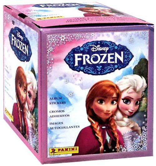 Disney Frozen Panini Frozen Sticker Box