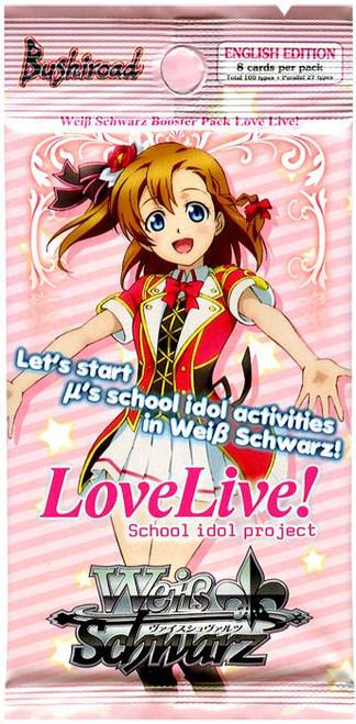 Weiss Schwarz Love Live! Booster Pack