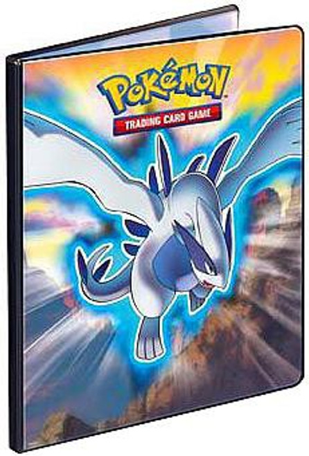 Ultra Pro Pokemon Trading Card Game Card Supplies Lugia 9-Pocket Binder