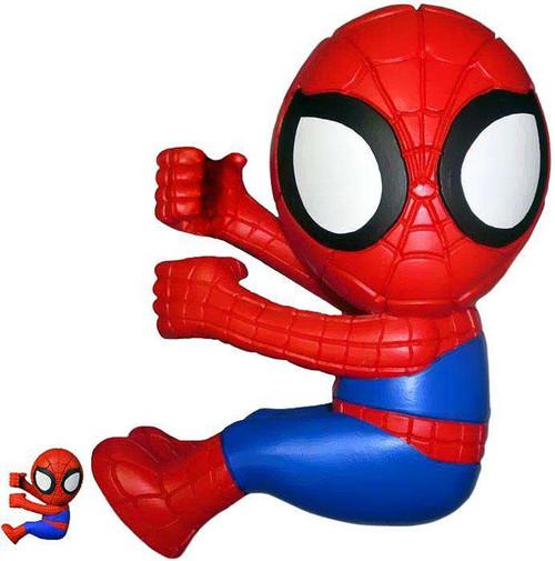 NECA Jumbo Scalers Spider-Man Figure
