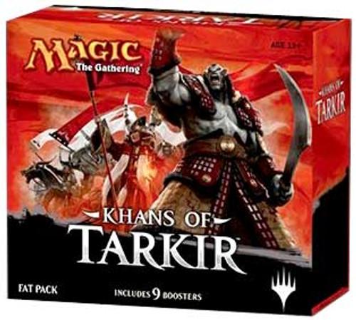 MtG Trading Card Game Khans of Tarkir Fat Pack