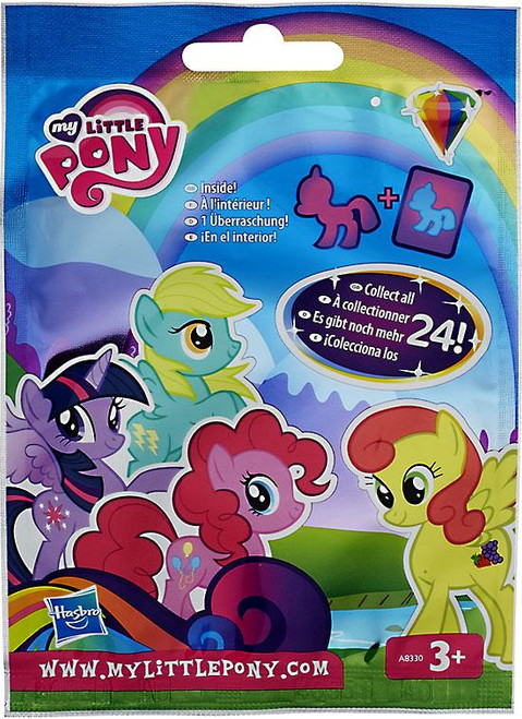 My Little Pony PVC Series 9 Mystery Pack