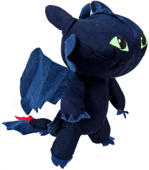 How to Train Your Dragon 2 Toothless 7-Inch Plush Figure