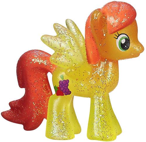 My Little Pony Friendship is Magic Series 9 Strawberry Sunrise 2-Inch PVC Figure [Loose]