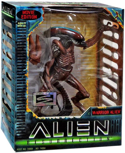 Resurrection Signature Series Warrior Alien Action FIgure
