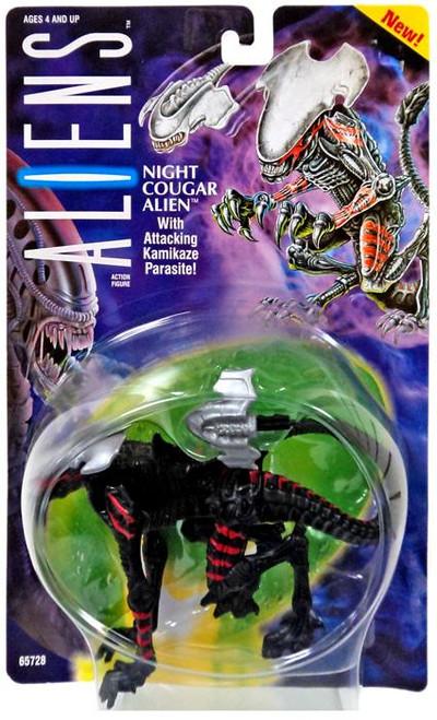 Aliens Night Cougar Alien Action FIgure