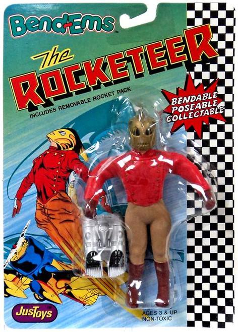 The Rocketeer Bend-Ems Rocketeer 6-Inch Figure