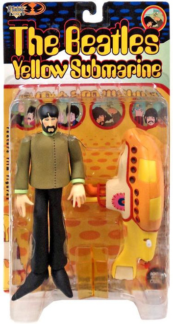 McFarlane Toys The Beatles Yellow Submarine Feature Film Figures George Action Figure