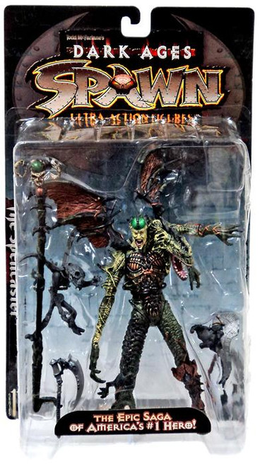 McFarlane Toys Spawn Dark Ages Series 11 The Spellcaster Action Figure