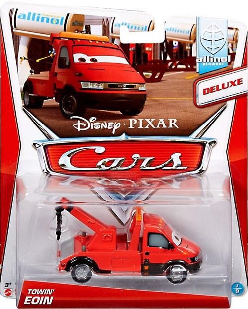 Disney / Pixar Cars Mainline Towin' Eoin Diecast Car #7/9