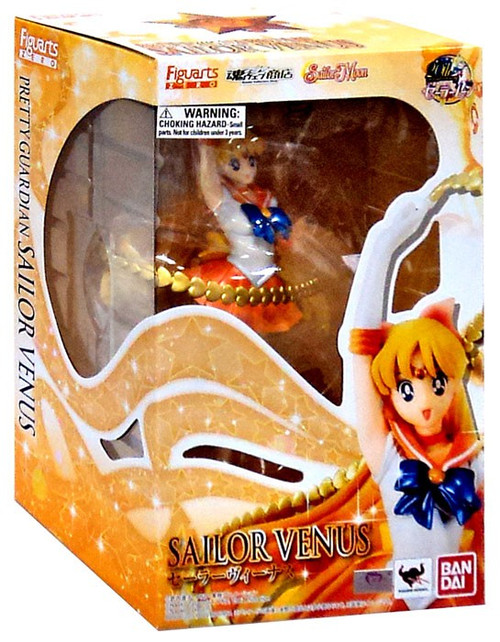 Sailor Moon Figuarts Zero Sailor Venus Statue