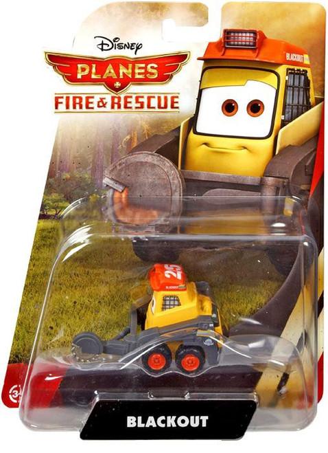 Disney Planes Fire & Rescue Blackout Diecast Vehicle