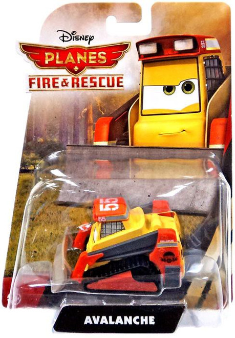 Disney Planes Fire & Rescue Avalanche Diecast Vehicle