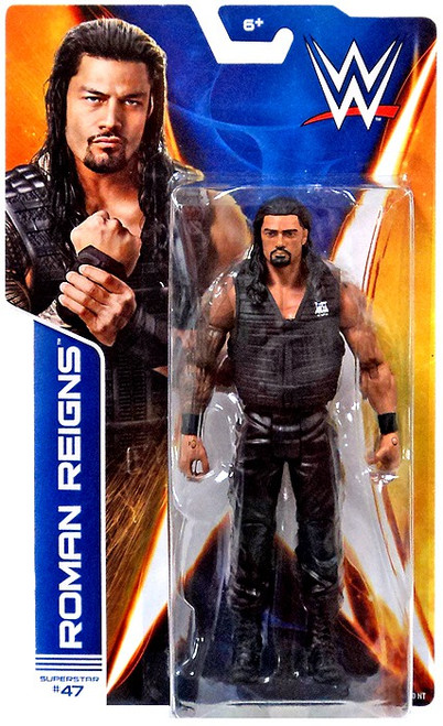 WWE Wrestling Series 42 Roman Reigns Action Figure #47